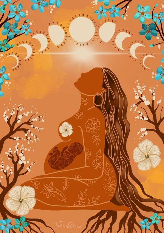Endogestazione. i 3 periodi della gravidanza